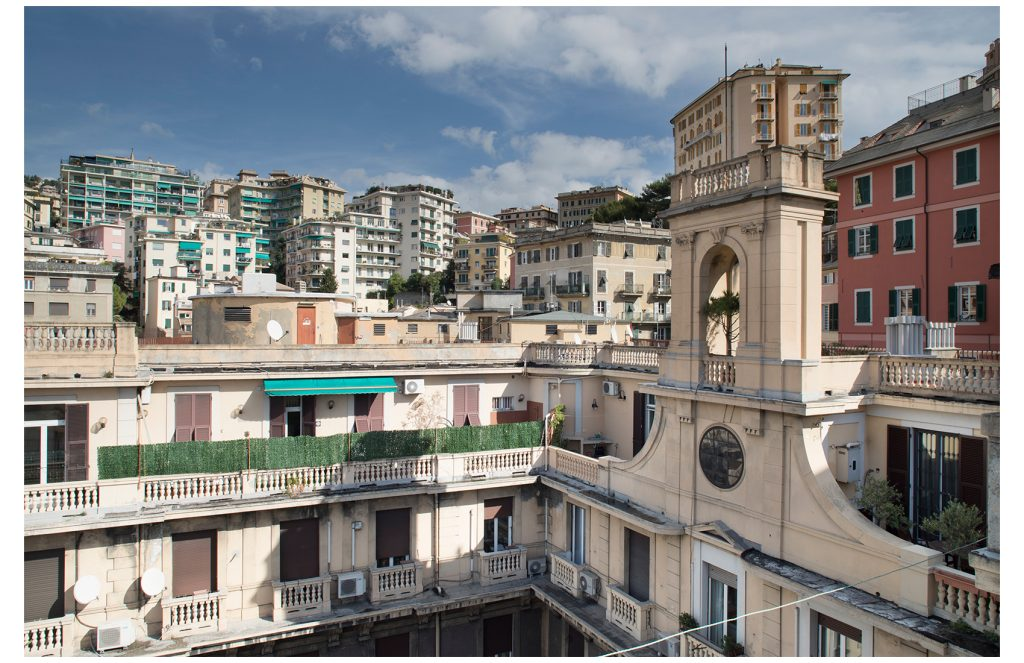 Dokumentation - Immobilien. Genua 2019