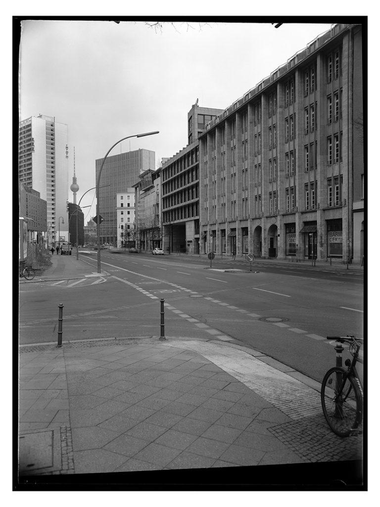 Geschäftshaus Fischbein-Mendel I, Berlin-Kreuzberg, 1909