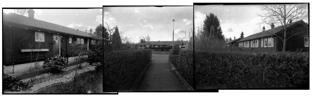 Wohnsiedlung Im Landauer, Basel, 1943–1947