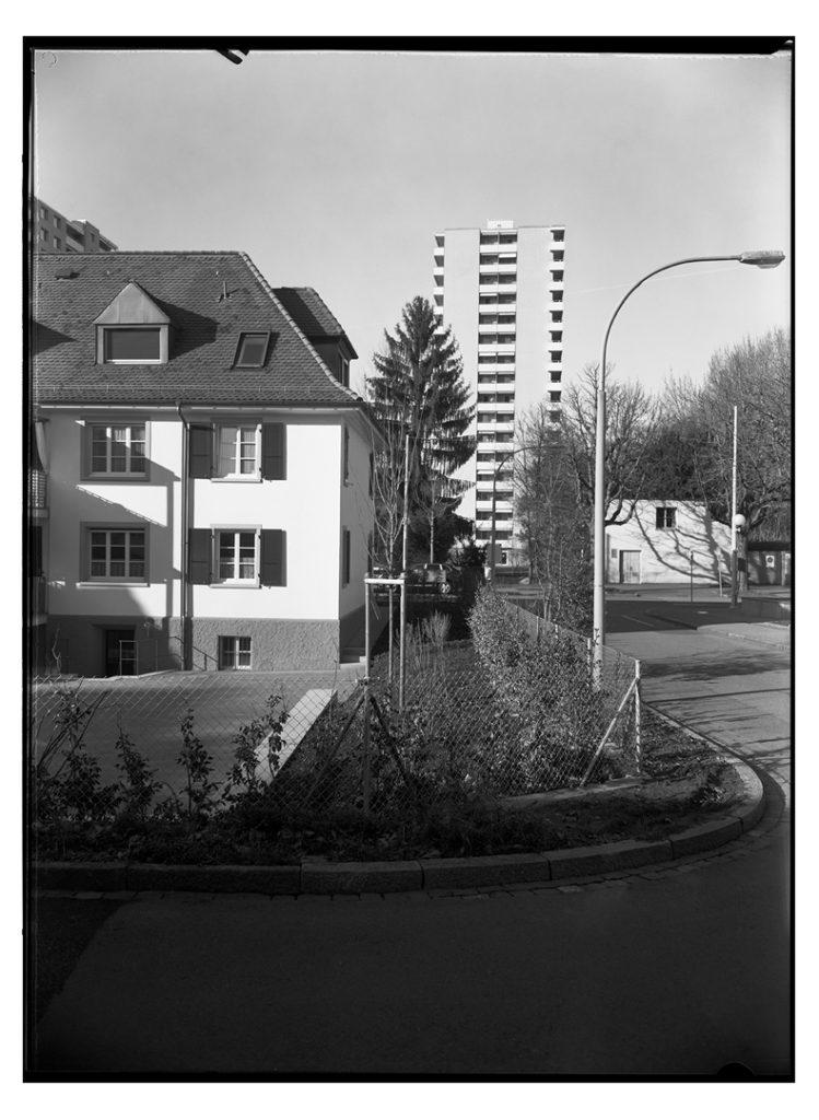 Wohnhäuser der Surinam-Stiftung, Basel, 1919–1923