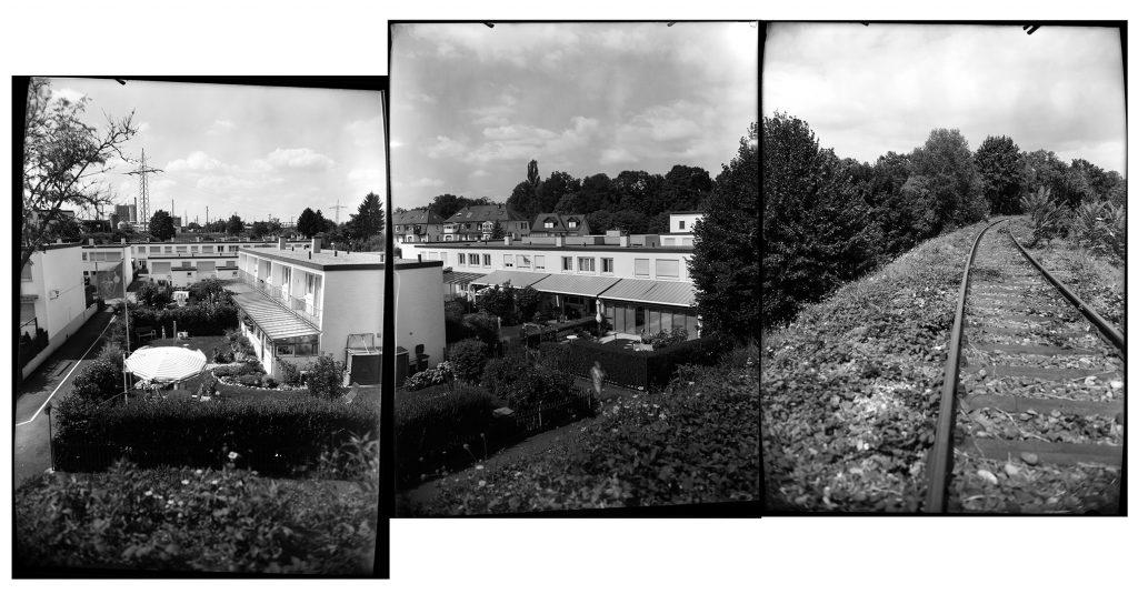 Block 10 der Wohnkolonie Eglisee der WOBA, Basel, 1929/30