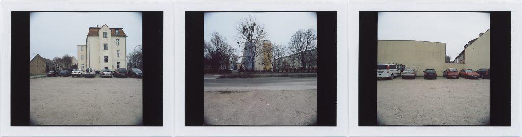 Nauen 2014. Instant Color FujiFilm