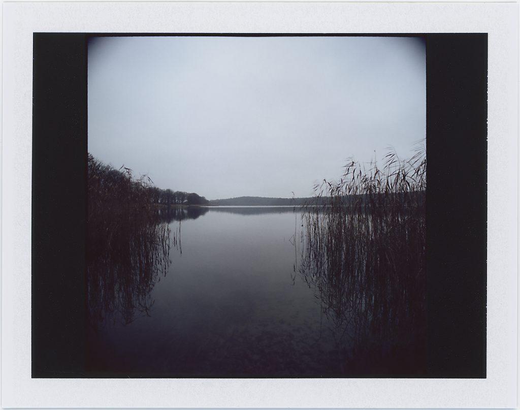 Kleßener See 2014. Instant Color FujiFilm