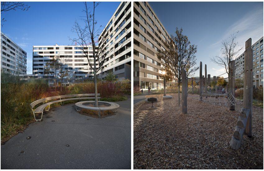 Gender- und alltagsgerechtes Bauen und Planen, Studie, Maaghof Park, Zürich 2018